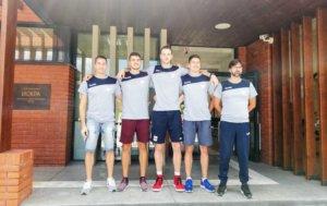 Odbojkaški klub Radnički predstavio četvoricu novih igrača