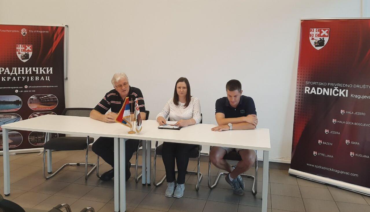 """Trinaesti međunarodni memorijalni turnir """"Aleksandar Gigović-Giga"""""""