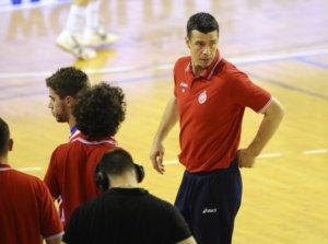 Dragan Kobiljski novi trener odbojkaša Radničkog