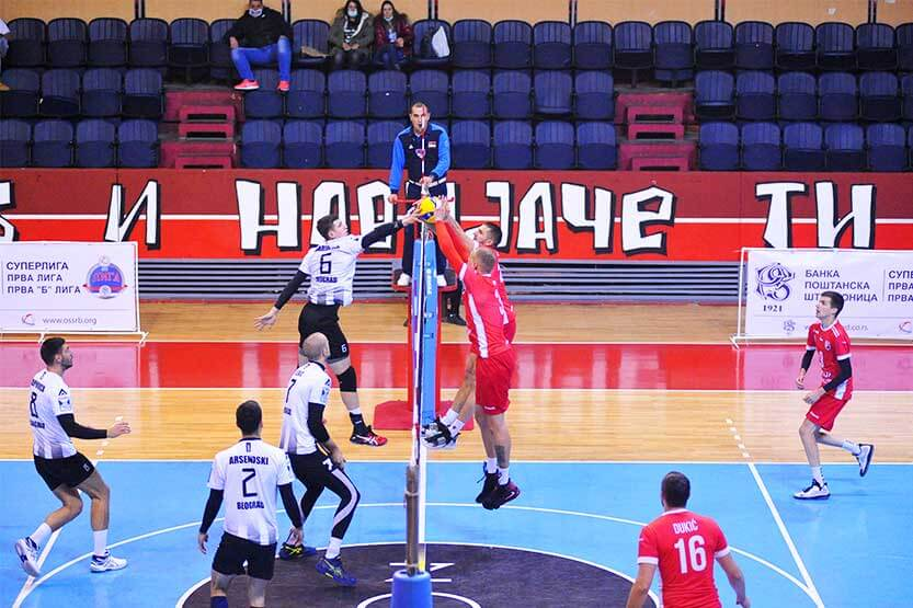 "Read more about the article Kragujevčani ""slomili"" Partizan u taj-brejku"