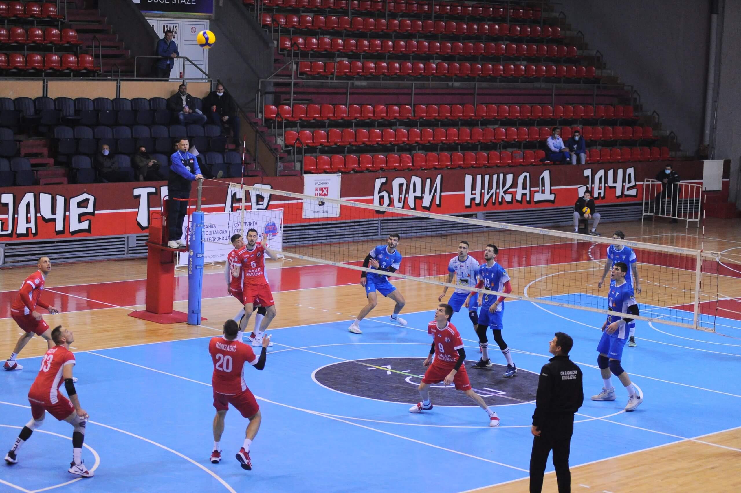 Read more about the article Radnički ponovo bolji od Spartaka