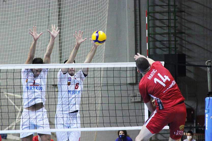 Read more about the article Radnički nakon preokreta do dva boda